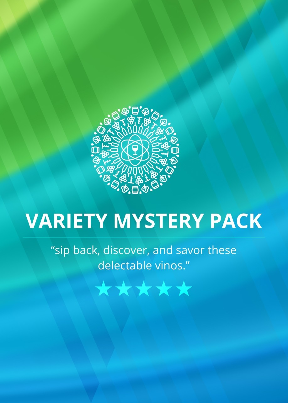 Variety Mystery 12-Pack