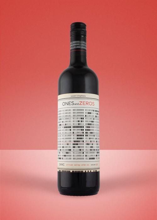 "2017 Silicon Valley Wine Co. ""ONESandZEROS"" Red"