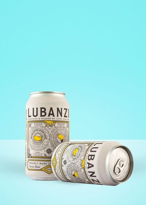 2019 Lubanzi Chenin Blanc (2-pack)